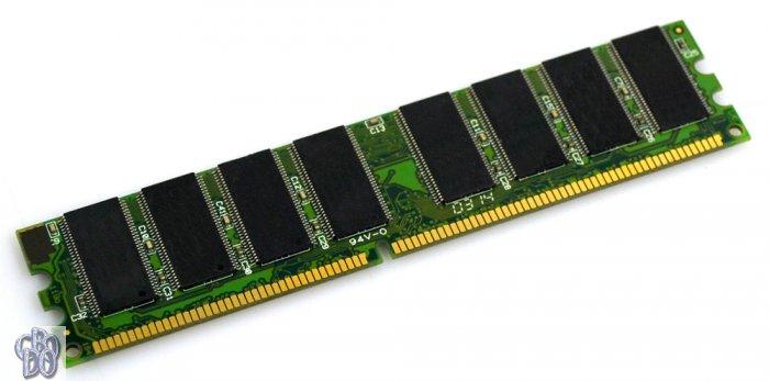 Samsung M368L3223ETN-CB3 256 MB DDR RAM PC2700 333 MHz CL2.5 SS 184-pin NEU