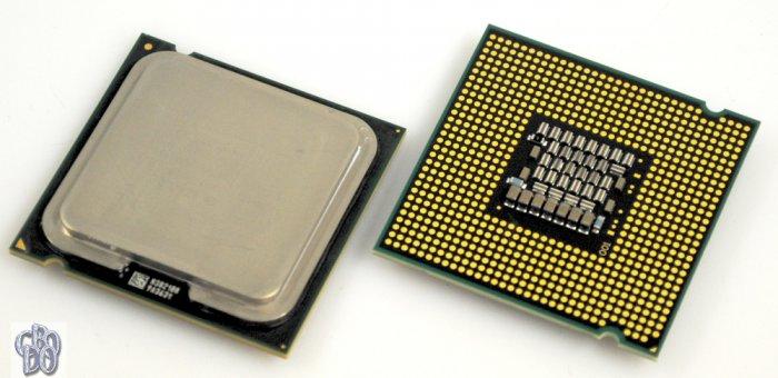 Intel Pentium 4 505 P4 SL7YU 2,66GHz Sockel 775 CPU 1MB 533MHz 84W 64-bit