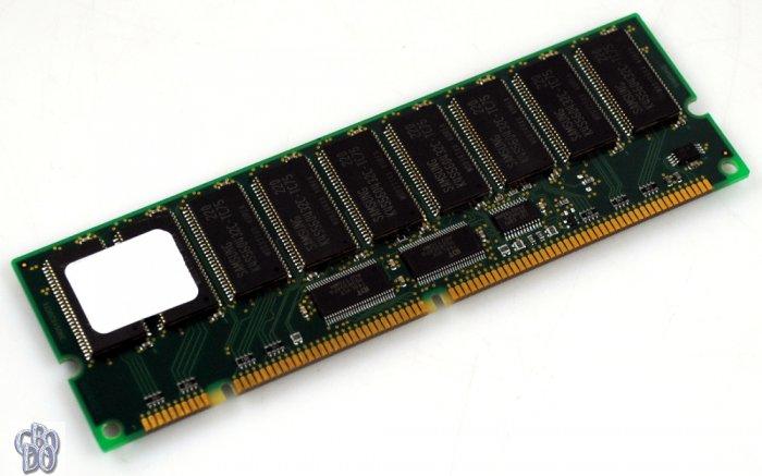 Compaq 110959-031 512MB PC100 SDRAM DIMM CL3 DS ECC Server memory 168-pin