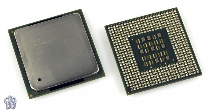 Intel Pentium 4 P4 2 GHz 2000 MHz SL5ZT FSB 400MHz Cache 512KB Socket 478 CPU