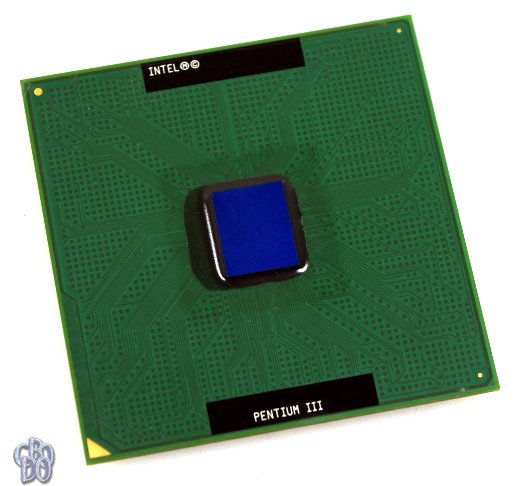 Intel Pentium 3 PIII SL3VJ CPU Processor 650MHz 100Mhz 256KB Socket 370 32-bit