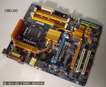 Gigabyte GA-965P-DQ6 (rev. 1.0) 64Bit
