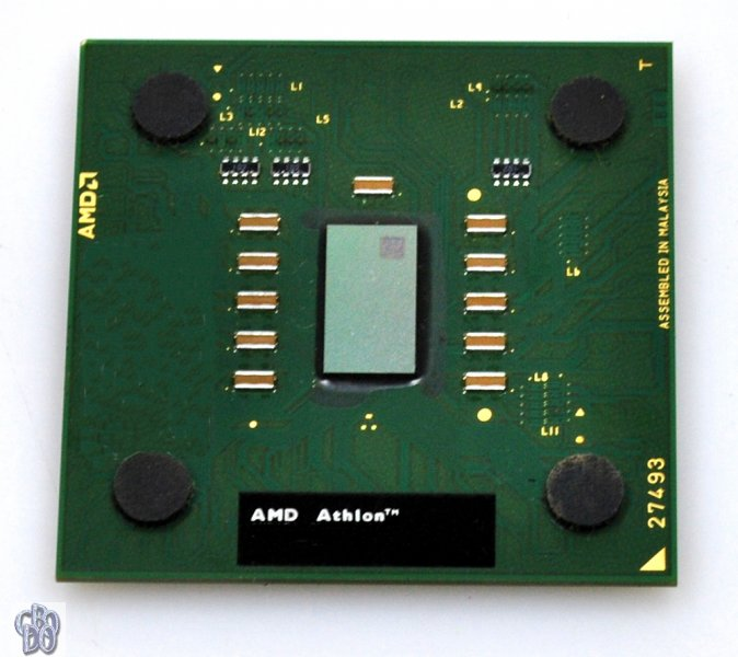 AMD Athlon XP 3000+ AXDA3000DKV4D CPU 2.16GHz 333MHz 512KB Socket A 462 Barton
