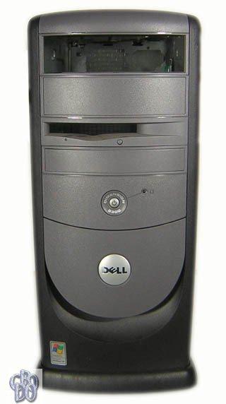 Dell Midi Tower Dimension 8300 ca. 19x42x44 cm Leer Gehäuse case NEW
