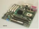 Dell 02Y832 2Y832 Motherboard socket 478 AGP 3x PCI 6x USB SATA LAN 4x DDR1 Sound