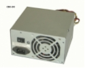 Seasonic SS-200PS SS 200PS 200 Watt Power Supply 80mm Fan 20p ATX 4x HDD 1x FDD