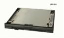 Compaq 135233-001 135233 1.44MB SlimLine slim Floppy FDD schwarz + Einbaurahmen