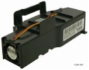 Dell PowerEdge 2550 Fan 40mm 109P0412B303 Cooler Memory Headsink 02F088