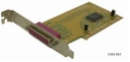 Parallele PCI I/O Karte E119801 FCC H9MPAR40XX 1x Parallelport