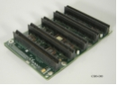 Compaq ih7l52DGC 271921-001 005619-001 SCSI Non-Duplex Backplane Proliant PL1600