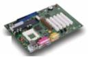 FSC Fujitsu Siemens D1219 Mainboard AGP VGA 5x PCI für Tualatin CPU