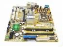 Asus P5LD2-FM Mainboard Bundel + CPU Celeron 2,66 GHz + Kühler