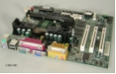 Medion 9901 MS-6190 Motherboard Intel Slot 1 440ZX 3xPCI VGA onboard Sound SD RAM
