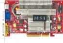 MSI MS-V064 MS V064 MSV064 NX7600GS-TD256Z 256MB Grafikkarte S-Video DVI OVP