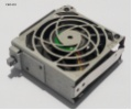 HP Proliant ML370 G2 G3 Hot Plug Case Fan mit Halterung 12V TA350DC 224977