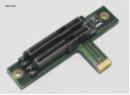 FSC Siemens 38016557 SSD RISER Card 2xSAS SATA for PRIMERGY BX960 S1