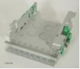 HP 320358-001 Laufwerksrahmen Halterung Force Multibay Assy für hp Compaq d530U
