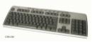 Compaq KB-0133 DE 265987-048 271122-041 silber/schwarz
