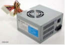 Codegen 200X 200 Watt Power Supply 80mm Lüfter 20-pol ATX 4x HDD 1x FDD 200W