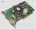 Leadtek Winfast A6600 TD Grafikkarte AGP 256MB 128-bit DVI VGA aktiv Geforce