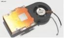 AVC S070522B Grafikkartenkühler mit Lüfter 24-20827-51 3-pol Kupfer Alu NEW