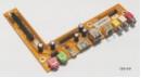 Newton C6L8400678 Front Panel IO Board LF 2xUSB eSATA Cinch SVHS IEEE 1394 NEU