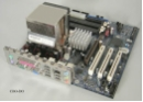 IBM Motherboard Bundle FRU 19R2560 Sound LAN SATA + CPU P4 3,0 GHz + CPU Kühler