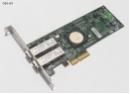 Emulex SUY F375-3397 Netzwerkkarte 2Port FC F375 3397 PCIe 4GB/s FC1110406 NEW