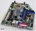 HP Compaq P985H 356033-004 361682-001 Mainboard für dc7100 PCI PCIe IDE SATA VGA