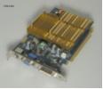 Foxconn FV-N76SM3DT FV N76SM3DT 512MB PCIe x16 GF 7600GS DVI HDTV Silent OVP NEU