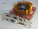 Palit HD4650 SUPER XAE+4650+HD61 256MB Grafikkarte Grafik DVI HDMI VGA DSub 15p