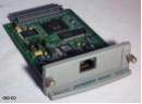 HP Jetdirect 600N 10/100 TX J3113A Printserver Print Server EIO 1x RJ45 LAN