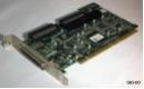 Adaptec ASC-29160 29160 SCSI Controller PCI-X 64bit 1x 50pin 2x 68-pol 1x LVD/SE