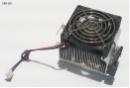 Lenovo Thinkcentre A60 9631-CTO Kühler AM2 AMD 41N8249 Heat Sink Fan Alu 3-pol