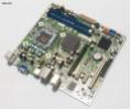 HP DX2420 MicroTower Motherboard 775 DDR2 FDD VGA 4x SATA 8x USB 2.0 464517-002