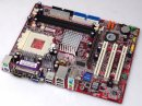 MSI KM4M-V MS7061 MS-7061 7061 AGP+VGA 3xPCI + ATX Blende