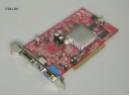Club 3D R92P CGA-9258PTVD CGA 9258PTVD 128MB Grafikkarte PCI DVI TV-Out VGA DSub