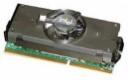 Intel Pentium III SL35D Slot 1 CPU 450MHz 512KB FSB 100MHz mit Kühlkörper