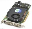 NVidia QuadroFX 3450 0T9099 T9099 Grafikkarte Grafik 256MB PCIe Dual DVI TV-Out