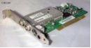 Fujitsu MMC PROVIDEO PV952P4TF PCI TV Karte 32bit SAA7134HL FM TV AUX RM