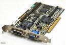 Matrox Millenium MGA-MIL/2I MGA MIL 2I 2MB Grafikkarte PCI 32b VGA DSub 15p 26p
