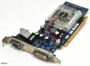 PNY GeForce 8400 GS DDR2 256MB PCI-E GH8400SN2E24P+0TE Grafikkarte PCIe aktiv