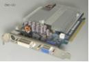 ASUS EN7300GT SILENT/HTD/512M 512MB Grafikkarte GeForce 7300GT DVI TV-Out VGA