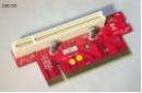 MSI MS-4084 MS4084 MS 4084 Riser Card PCI