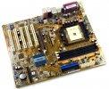 ASUS K8N K8N-EAYVZ Motherboard CPU Socket 754 5xPCI 2xIDE 2xSATA LAN 1xFDD 4xUSB