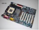Gigabyte GA-8IDX3 Rev 1.X CPS AGP 6x PCI CNR LAN Sound 6x SDRAM socket 423 Board