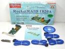 HighPoint RocketRAID 1820A SATA RAID Controller PCI-X 64b 8xSATA 150MBps OVP NEU