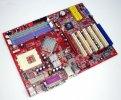 MSI K7N2G-L MS-6570 MS 6570 ATX Mainboard AMD Sockel A 462 8x AGP VGA LAN 6x PCI