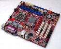 MSI PM8PM MS-7222 VER:1.1 Mainboard Medion 20032575 CPU Intel Socket 775 SATA