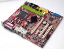 MSI RC410M2 MS-7173 Ver 2.2 mATX Motherboard PCIe PCI LAN USB FiWi SATA IDE VGA